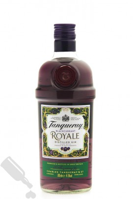 Tanqueray Blackcurrant Royale