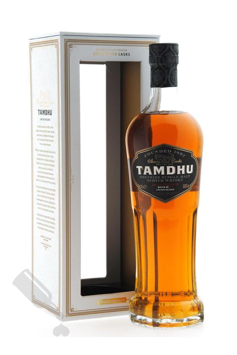 Tamdhu Batch Strength Batch No.6