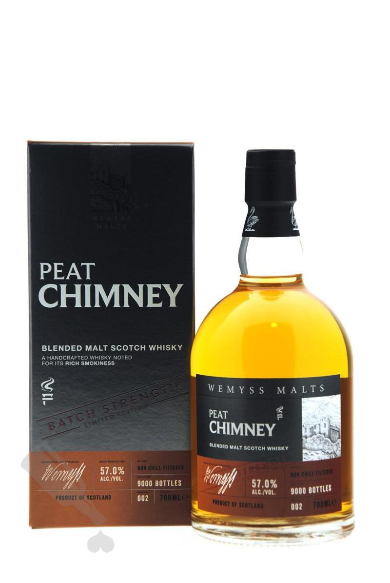 Wemyss Malts Peat Chimney Batch Strength