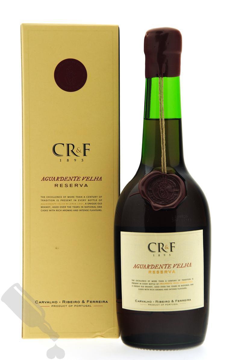 CR&F Aguardente Velha Reserva