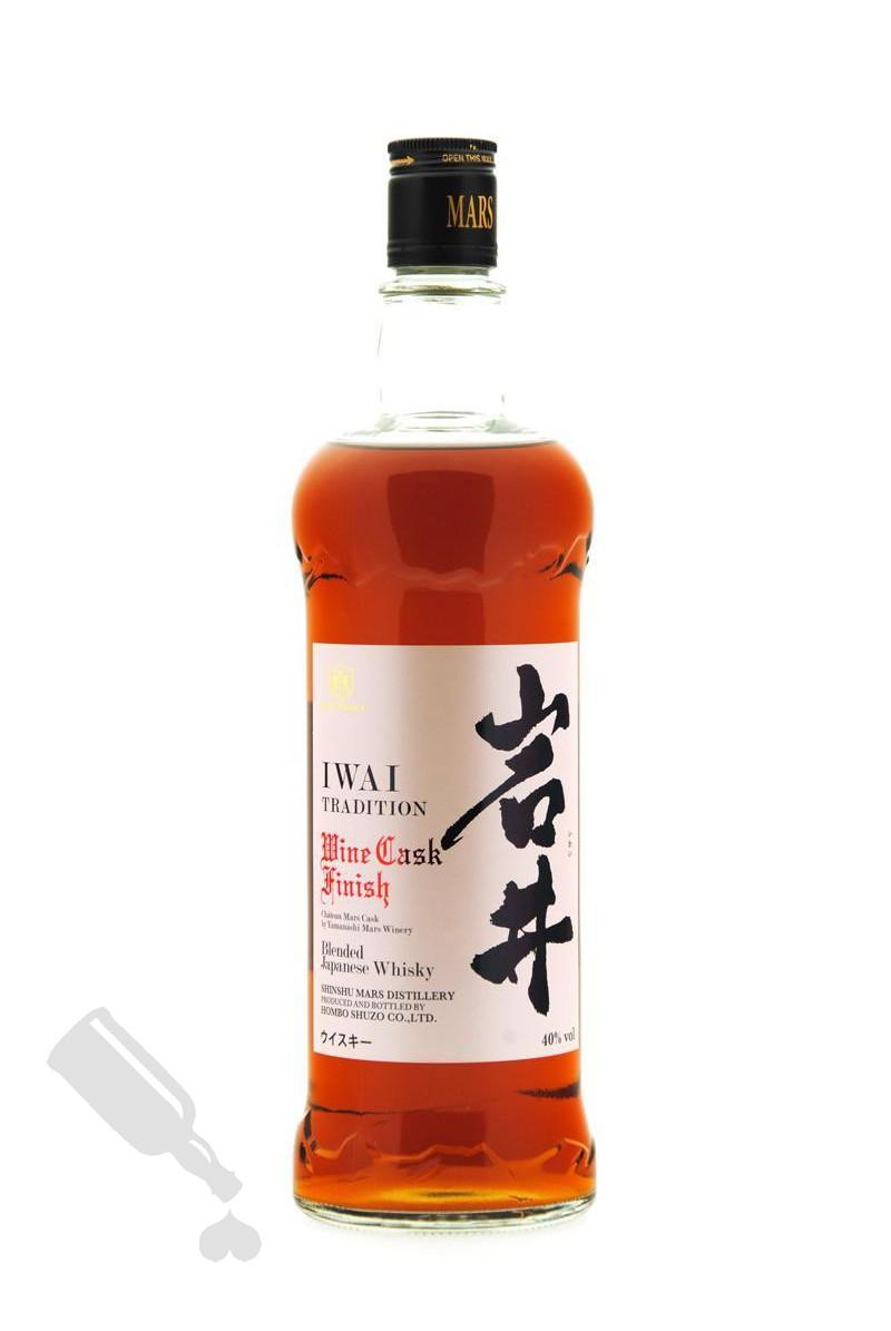 Shinshu Iwai Tradition Wine Cask Finish 75cl