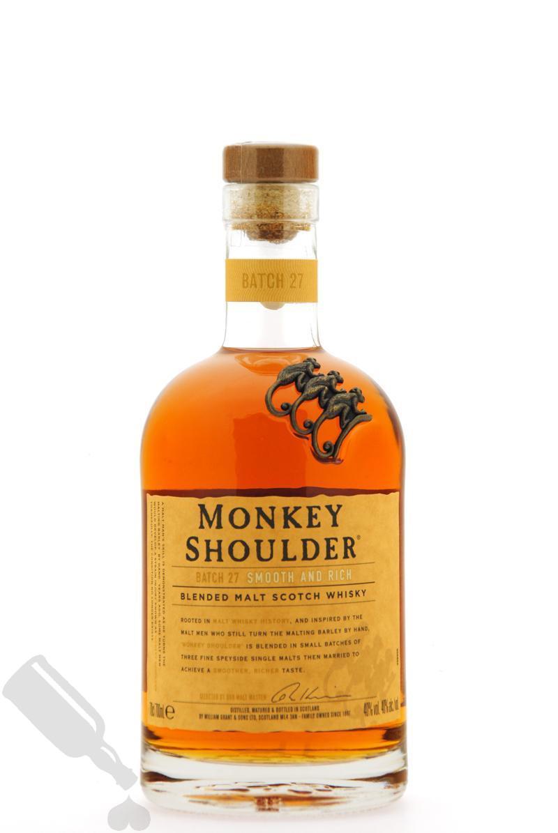 Monkey Shoulder