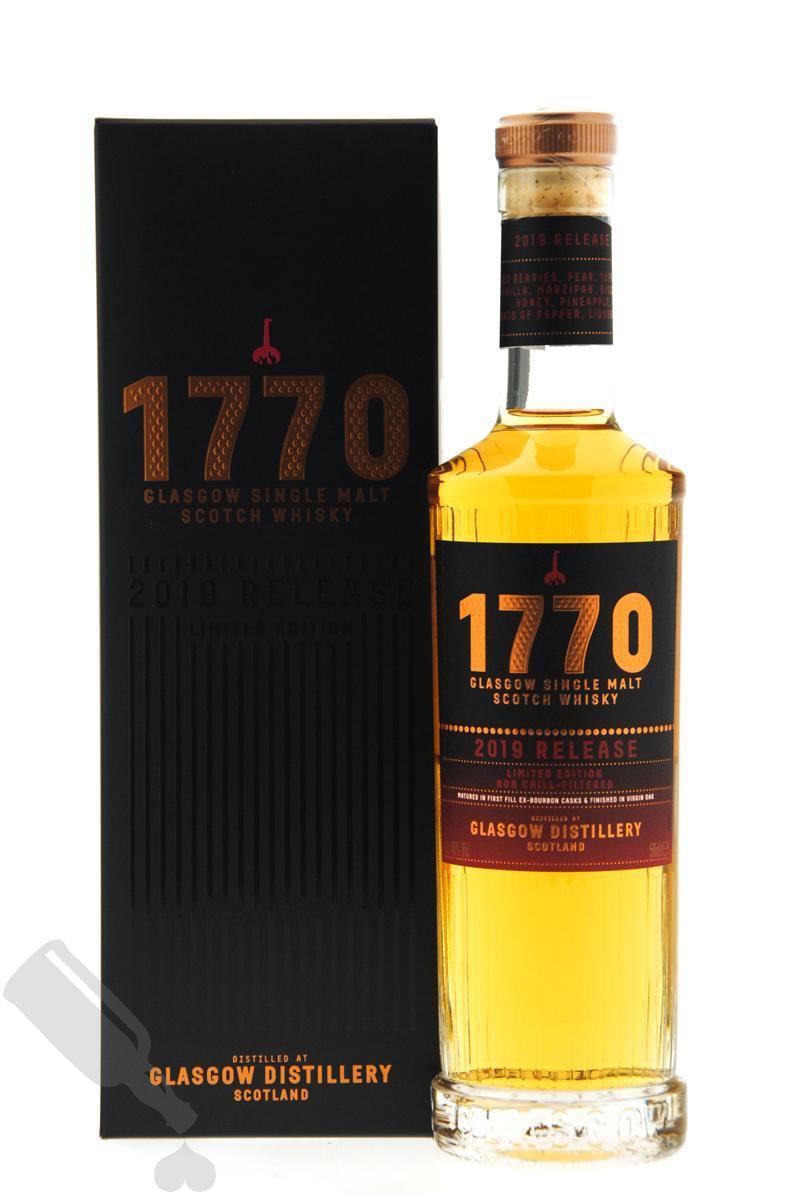 Glasgow 1770 Release 2019 50cl