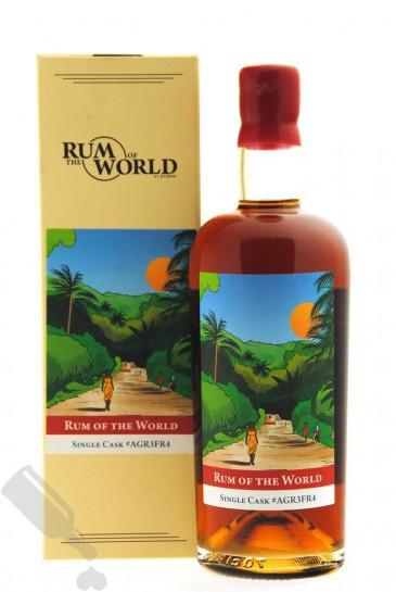 Rum of the World 2021 Antilles Francaises Single Cask #AGR3FR4