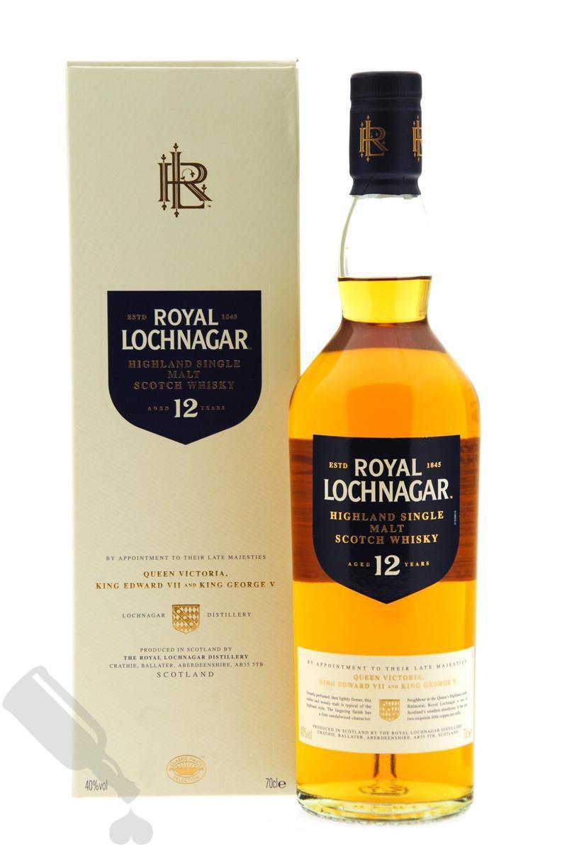 Royal Lochnagar 12 years