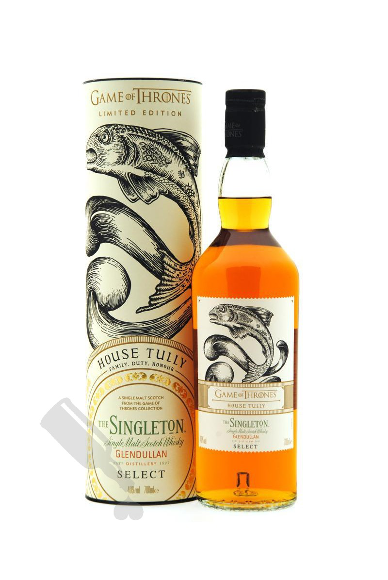 The Singleton of Glendullan Select House Tully