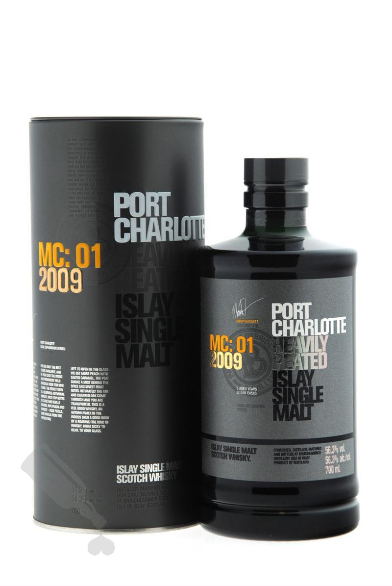 Port Charlotte MC:01 2009