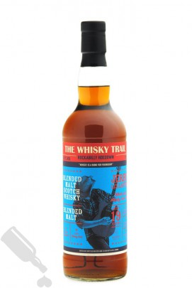 Blended Malt Scotch Whisky 19 years 2001 - 2020 #56 The Whisky Trail