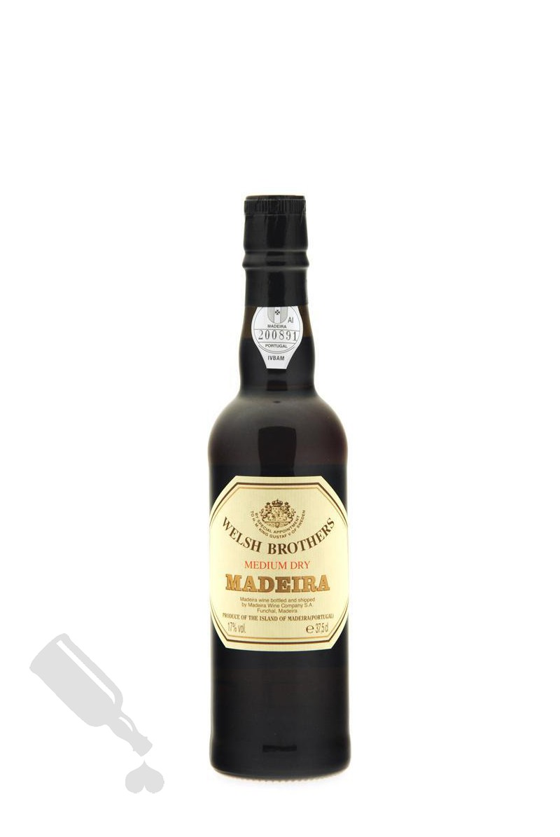 Welsh Brothers Medium Dry 37.5cl