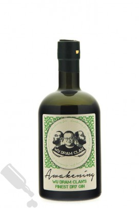 Awakening Wu Dram Clan's Finest Dry Gin 50cl