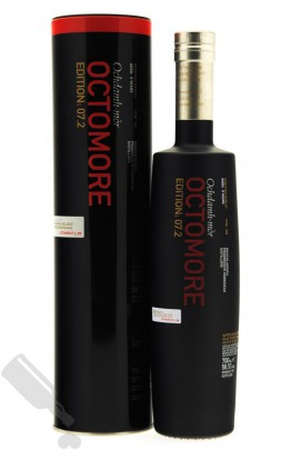 Octomore 5 years Scottish Barley Edition 07.2 - Travel Retail Exclusive