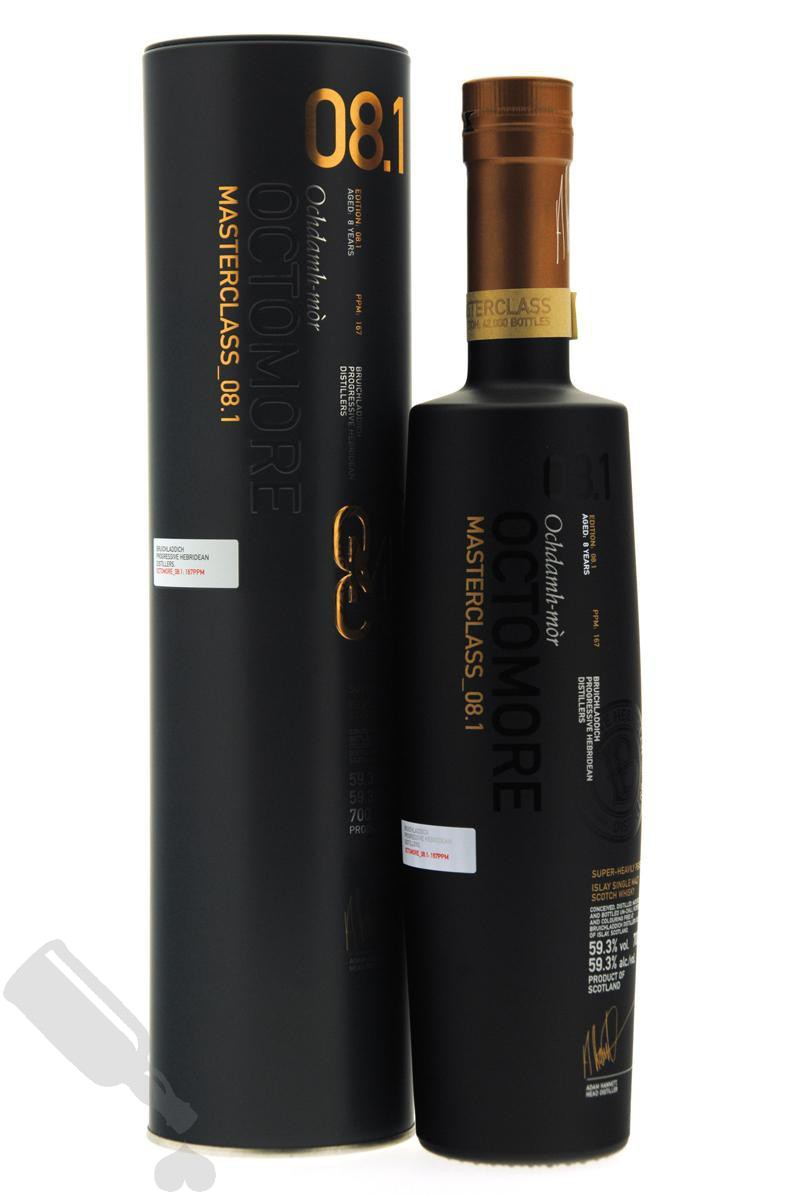 Octomore 8 years Masterclass Edition 08.1