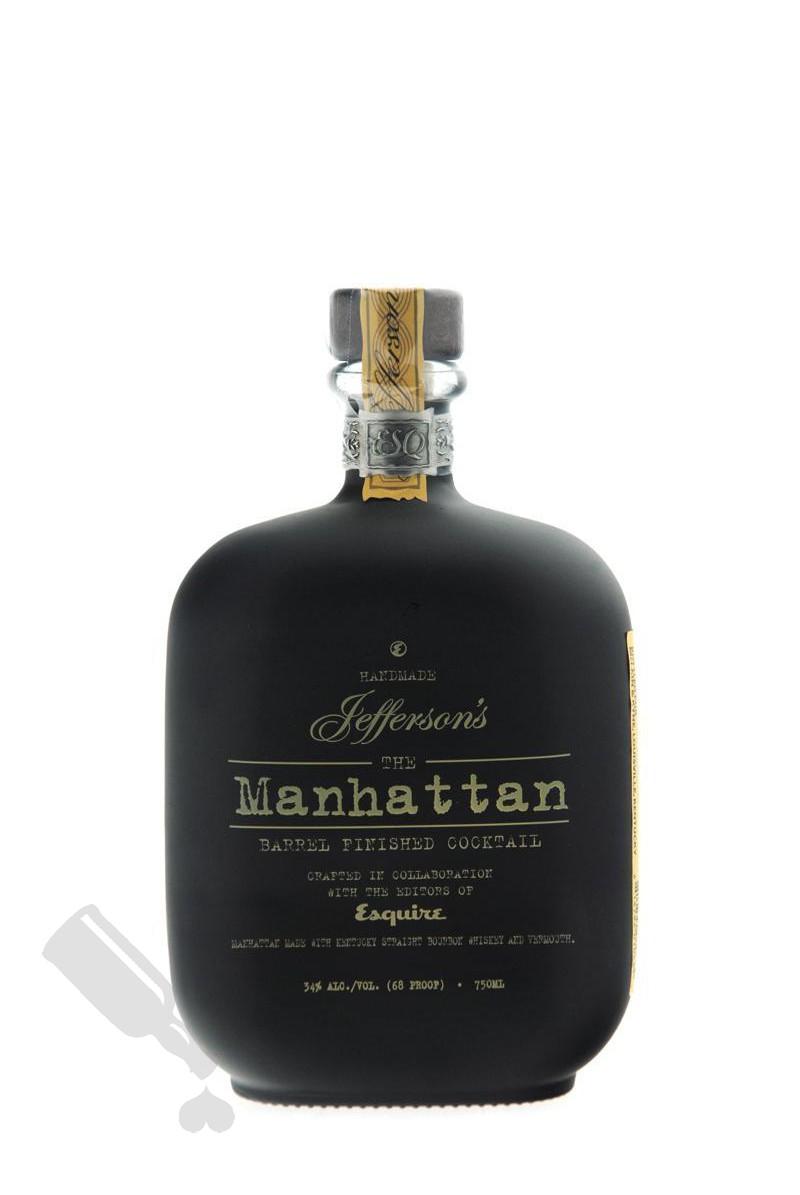 Jefferson's The Manhattan 75cl