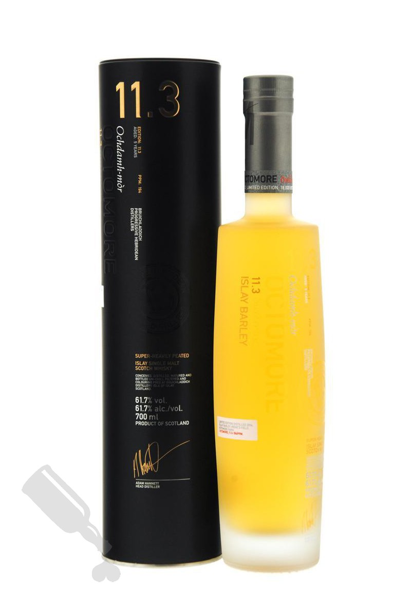 Octomore 5 years Edition 11.3