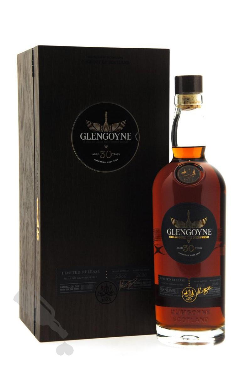 Glengoyne 30 years 2020 Limited Release