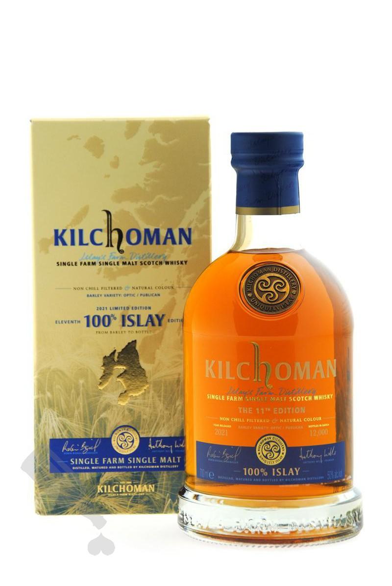 Kilchoman 100% Islay The 11th Edition