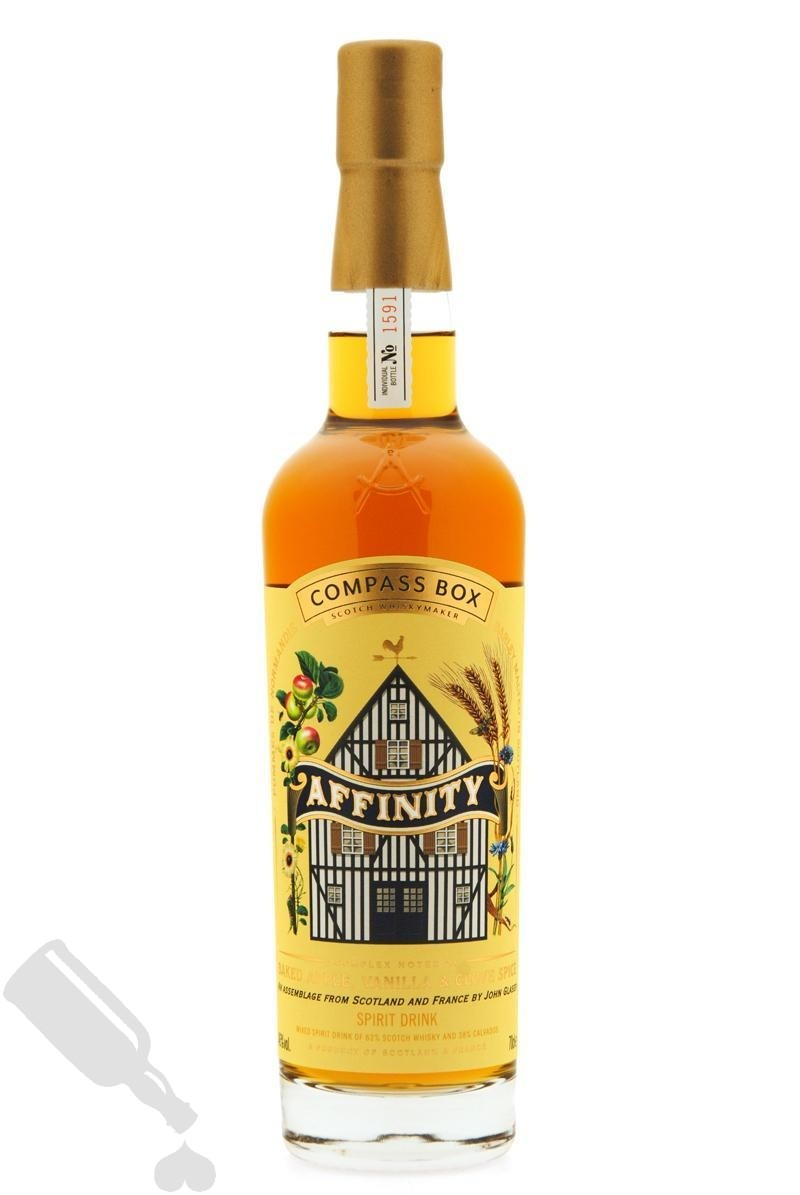 Compass Box Affinity order online | Passion for Whisky