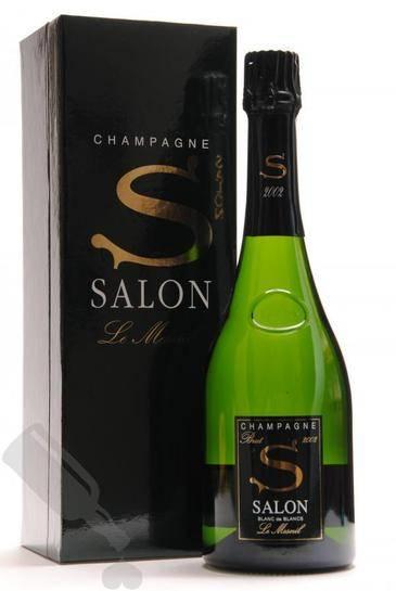 Salon Le Mesnil Brut Blanc de Blanc Vintage 2002 | Passion for Whisky
