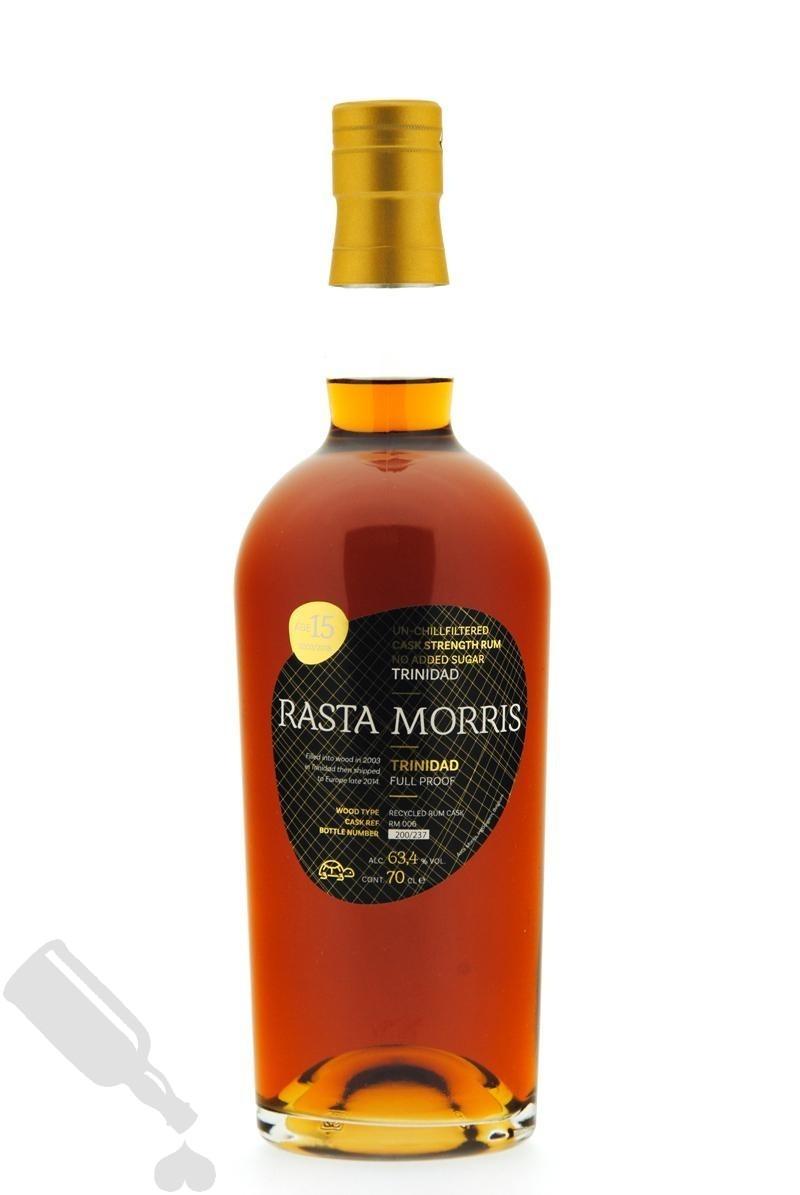 Trinidad 15 years 2003 - 2018 #RM006 Rasta Morris